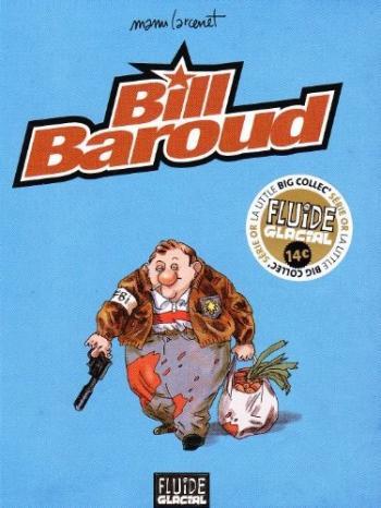 Couverture de l'album Bill Baroud - INT. Bill Baroud, Intégrale tome 1 à 4