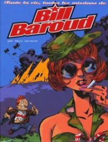 Couverture de l'album Bill Baroud - COF. Coffret Bill Baroud, Tomes 1 à 4