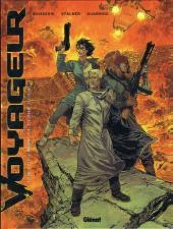Couverture de l'album Voyageur - 13. Omega