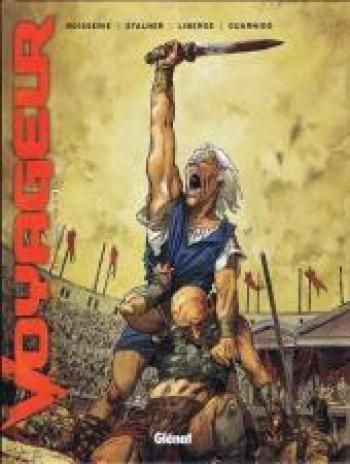 Couverture de l'album Voyageur - 12. Passé 4