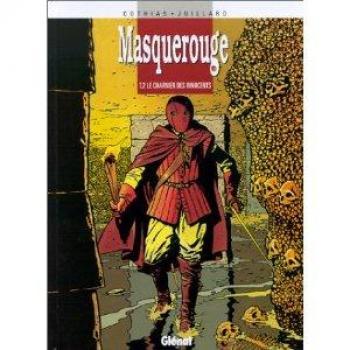 Couverture de l'album Masquerouge - 2. Le Charnier des innocents