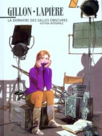 Couverture de l'album La dernière des salles obscures - INT. La dernière des salles obscures, Intégrale