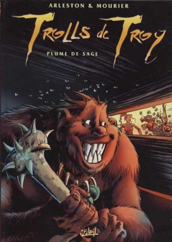 Couverture de l'album Trolls de Troy - 7. Plume de sage