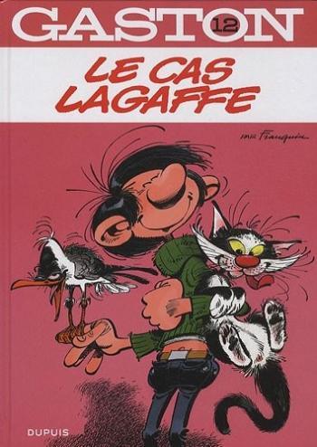 Couverture de l'album Gaston (Refonte 2009) - 12. Le Cas Lagaffe