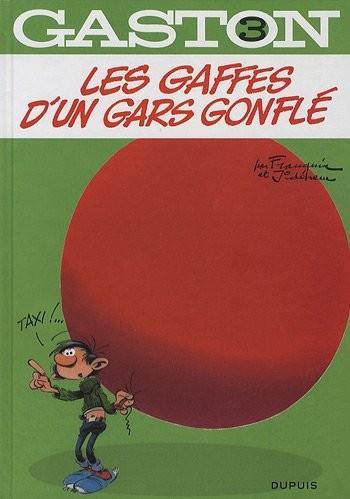 Couverture de l'album Gaston (Refonte 2009) - 3. Les Gaffes d'un gars gonflé