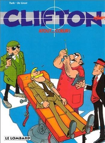 Couverture de l'album Clifton - 5. Atout coeur !