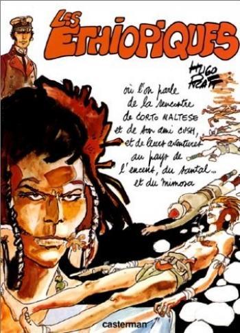 Couverture de l'album Corto Maltese - 2. Les Éthiopiques