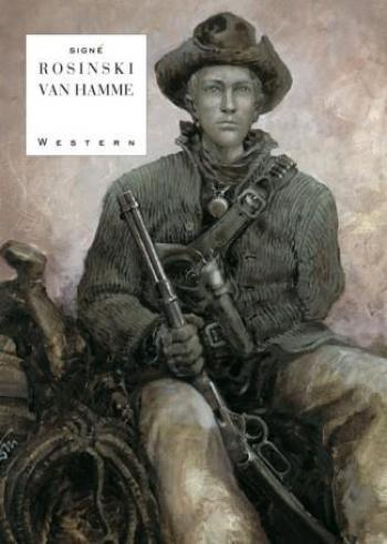 Couverture de l'album Western (One-shot)