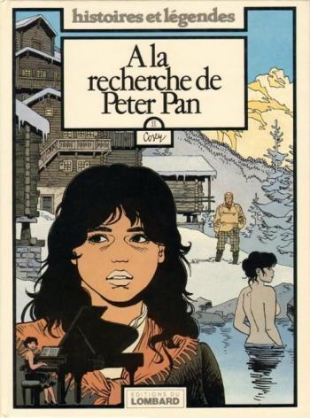 Couverture de l'album À la recherche de Peter Pan - 2. A la recherche de Peter Pan - Tome 2