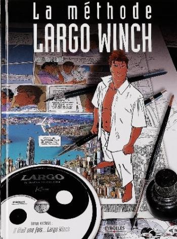Couverture de l'album Largo Winch - HS. La méthode Largo Winch