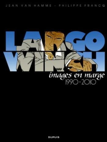Couverture de l'album Largo Winch - HS. Images en marge