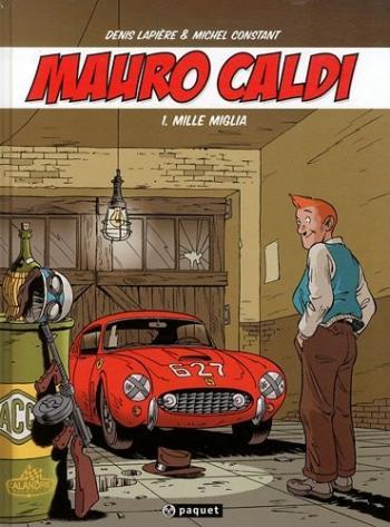 Couverture de l'album Mauro Caldi - 1. Mille Miglia
