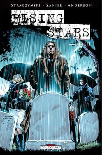 Couverture de l'album Rising Stars - 2. Rising Stars - Acte II