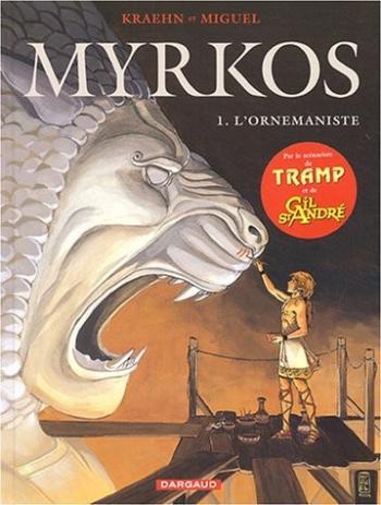 Couverture de l'album Myrkos - 1. L'Ornemaniste