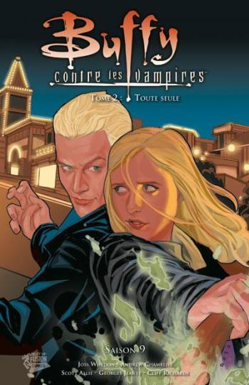 Couverture de l'album Buffy contre les vampires (Saison 9) - 2. Toute seule