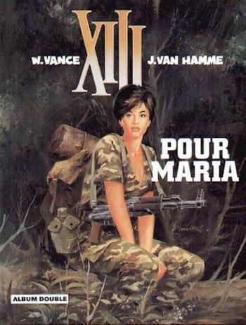 Couverture de l'album XIII (France Loisirs - Album double) - 5. Pour Maria / El cascador