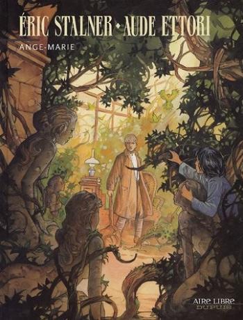 Couverture de l'album Ange-Marie (One-shot)