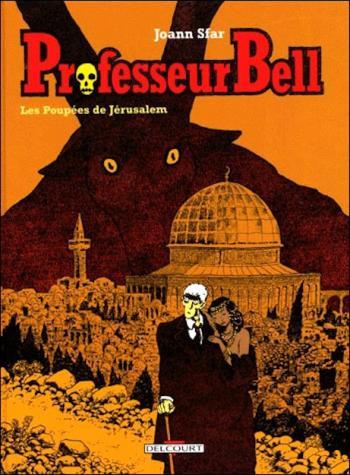 Couverture de l'album Professeur Bell - 2. Les poupées de Jérusalem