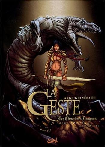 Couverture de l'album La Geste des Chevaliers Dragons - 3. Le pays de non-vie