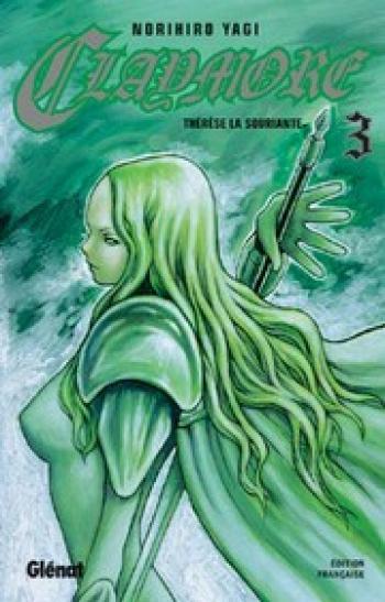 Couverture de l'album Claymore - 3. Thérèse la souriante