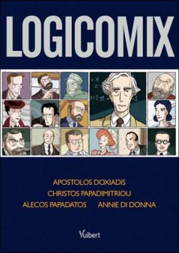 Couverture de l'album Logicomix (One-shot)