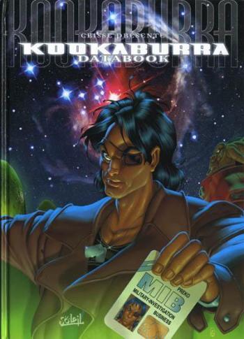 Couverture de l'album Kookaburra - HS. Databook