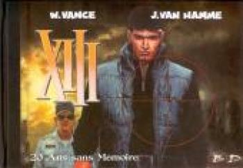 Couverture de l'album XIII - HS. HS5. 20 ans sans mémoire