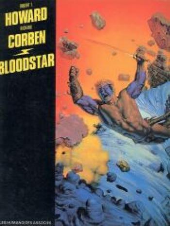 Couverture de l'album Bloodstar (One-shot)