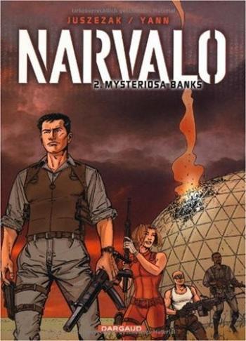 Couverture de l'album Narvalo - 2. Mysteriosa banks