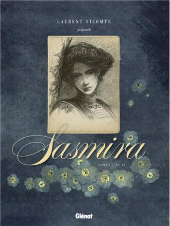 Couverture de l'album Sasmira - COF.  Coffret T1 et T2 + Esquisses + DVD + Ex-Libris
