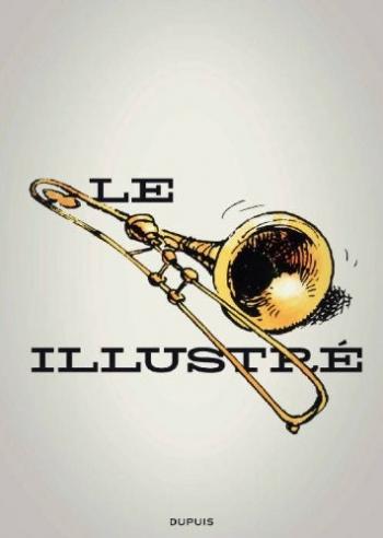 Couverture de l'album Le trombone illustré (One-shot)