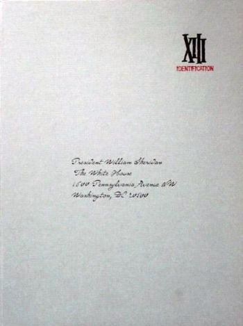 Couverture de l'album XIII - HS. Identification