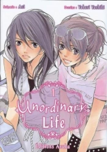 Couverture de l'album Unordinary life - 1. Tome 1