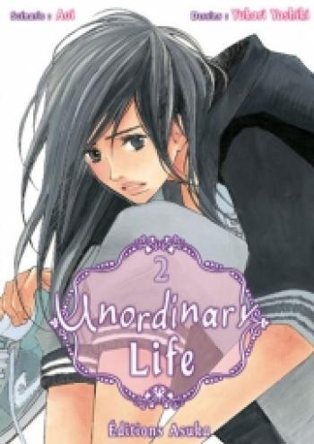 Couverture de l'album Unordinary life - 2. Tome 2