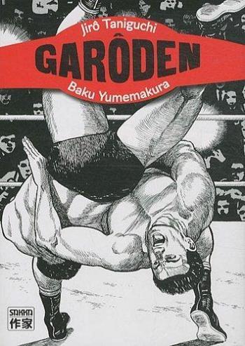 Couverture de l'album Garôden (One-shot)