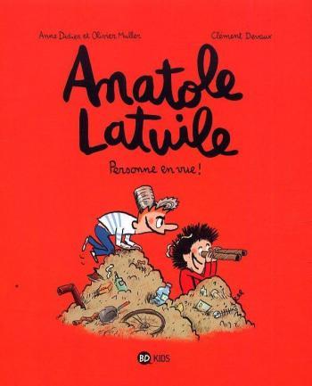 Couverture de l'album Anatole Latuile - 3. Personne en vue !
