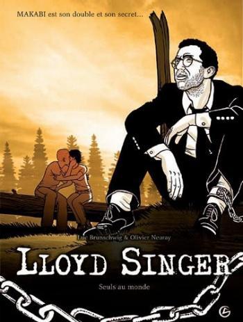 Couverture de l'album Lloyd singer - 6. Seuls au monde