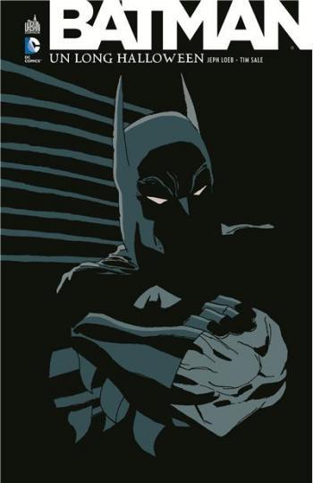 Couverture de l'album Batman - Un long Halloween (One-shot)