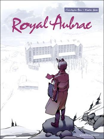 Couverture de l'album Royal Aubrac - 1. Tome 1