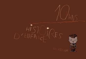Couverture de l'album 10 ans histoires d'enfance (One-shot)