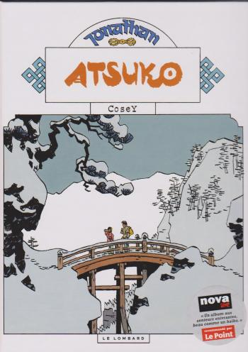 Couverture de l'album Jonathan - 15. Atsuko