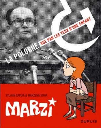 Couverture de l'album Marzi - INT. 1984-1987 La Pologne vue par les yeux d'une enfant