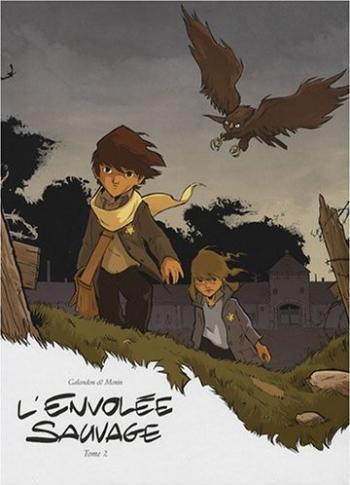 Couverture de l'album L'Envolée sauvage - 2. Les Autours des palombes