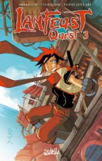 Couverture de l'album Lanfeust quest - 3. Tome 3