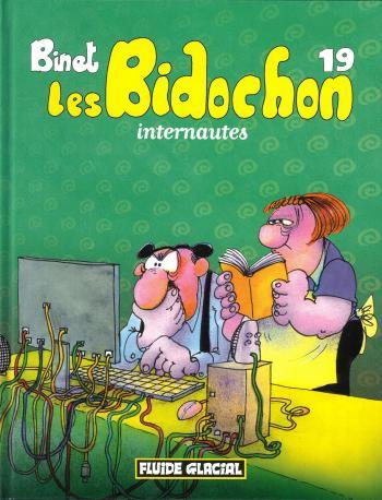 Couverture de l'album Les Bidochon - 19. Les Bidochon internautes