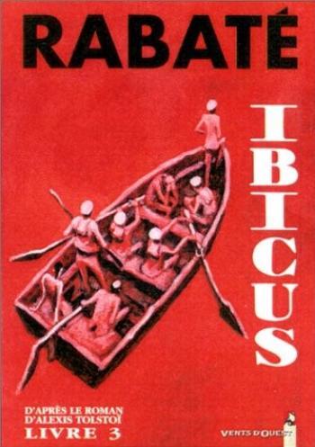 Couverture de l'album Ibicus - 3. Ibicus - Tome 3