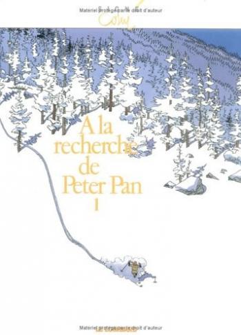 Couverture de l'album À la recherche de Peter Pan - 1. Tome 1