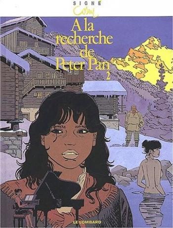 Couverture de l'album À la recherche de Peter Pan - 2. Tome 2