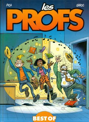Couverture de l'album Les Profs - HS. Best Of