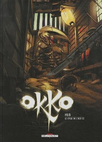 Couverture de l'album Okko - 6. Le Cycle de l'air II
